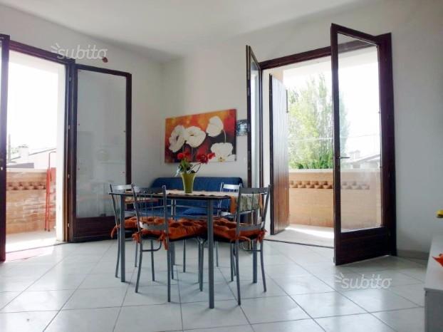 Dal 28 Agosto- 3×2 – Affitto appartamento di recente costruzione con giardino a Lido di Pomposa