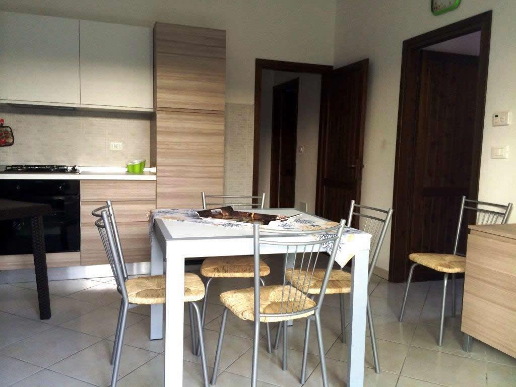 Appartamento in villetta trifamiliare di recente costruzione al Lido di Pomposa
