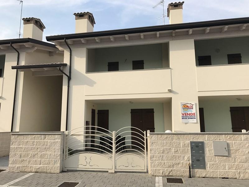 Dal 28 Agosto 3×2 -Lido di Pomposa, affitto villetta nuova con giardino privato