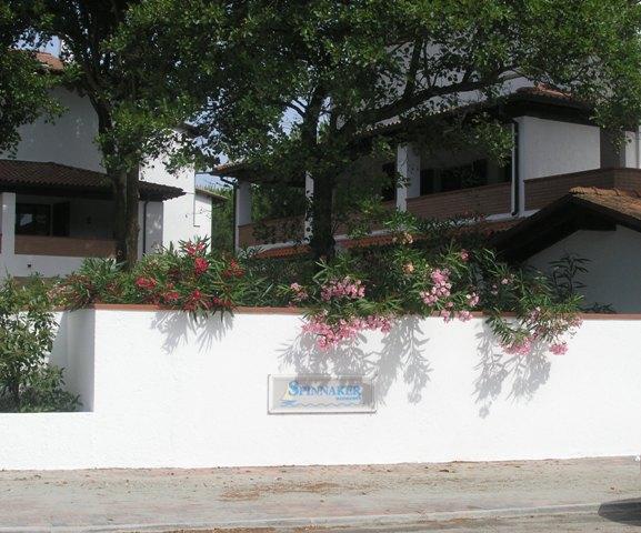 Affitto appartamento in residence con piscina a Lido di Spina