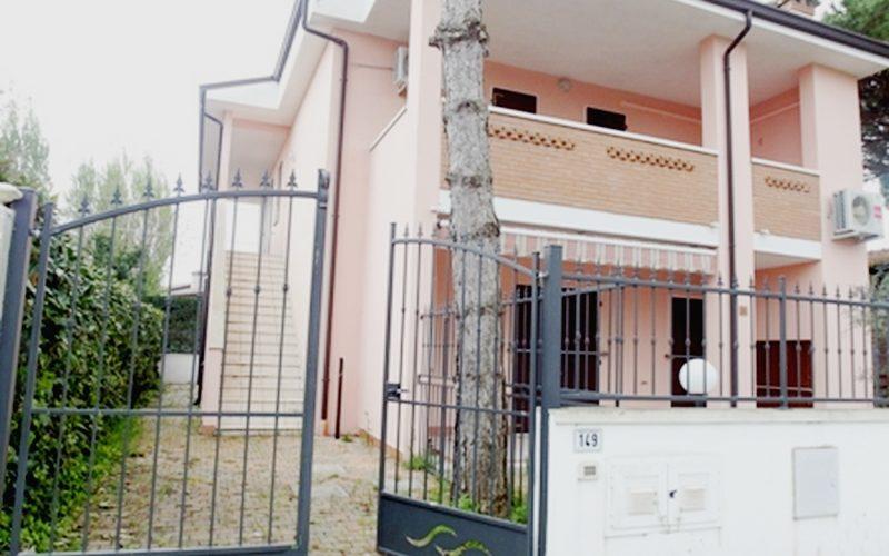 Affitto appartamento di recente costruzione con giardino a Lido di Pomposa